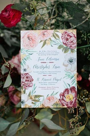 Оригинальная свадьба. Идеи для свадьбы и вдохновение каллиграфии!