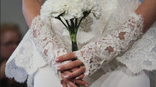 Свадебный маникюр. Мгновение красоты для долгожданного события!
