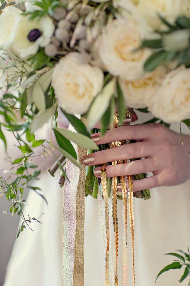 Маникюр на свадьбу: Три шикарных вида маникюра для невесты!