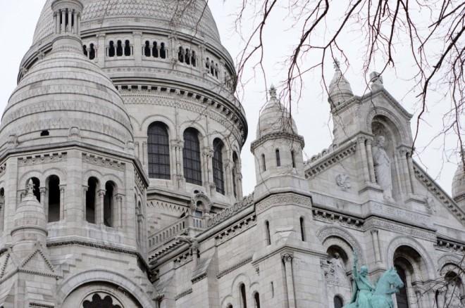 Франция, Париж. Свадьба за границей - идеи и вдохновение