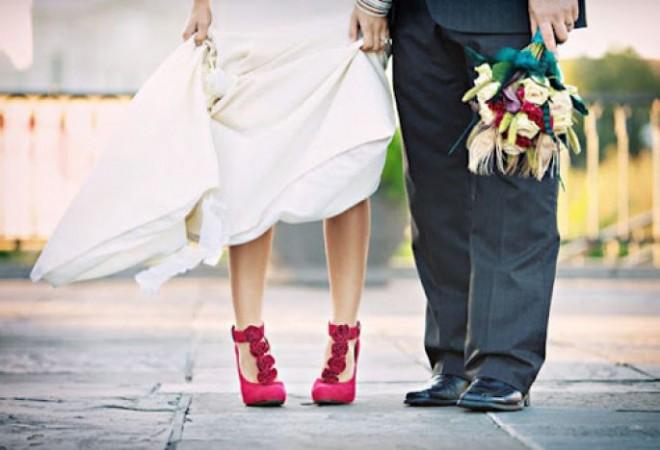 Выбор свадебной обуви - ответственное дело