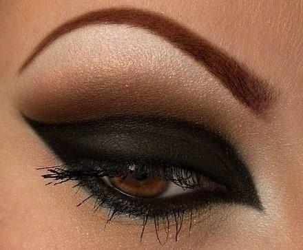Красивые тени для карих глаз. Выбираем макияж на свадьбу