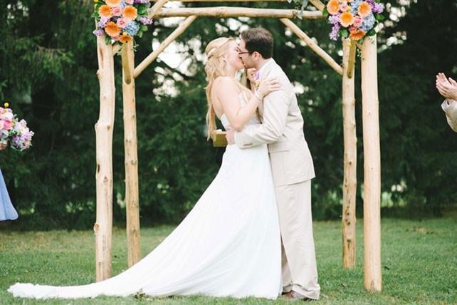 Свадебное оформление. Свадебные цветы для оригинальной свадьбы своими руками