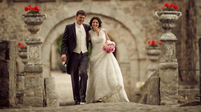 Прекрасный интерьер для свадьбы