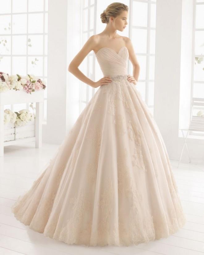 """Свадебное платье, фасон """"принцесса"""""""