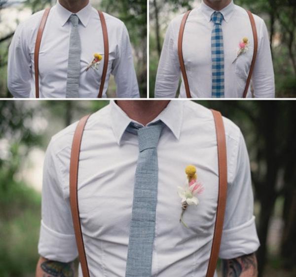 Костюм жениха. С чего начинается образ или жених на свадьбе