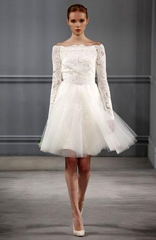 Свадебные платья с рукавами. Красивые длинные платья - мечта и роскошь образа невесты!
