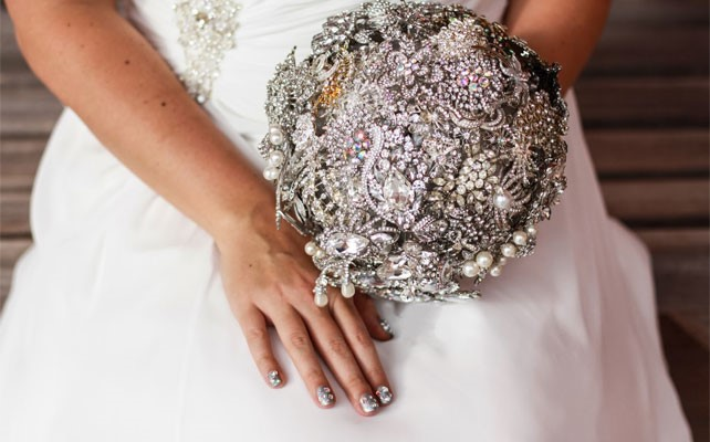 Свадебный маникюр. Совершенство кончиков ногтей или безупречный маникюр на свадьбу.