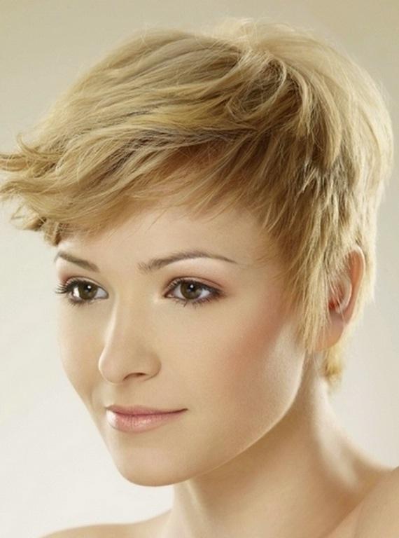 Сладкие грезы или стильные прически для коротких волос.