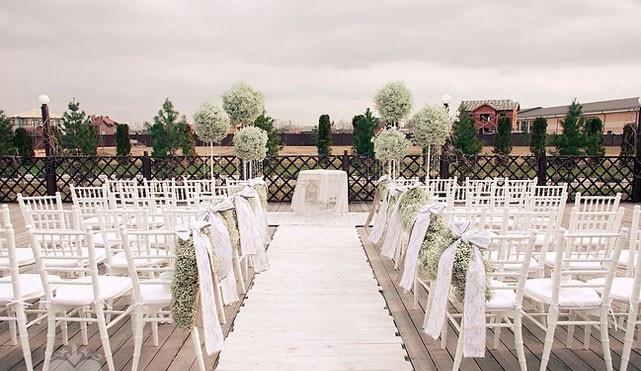 Свадебный декор для оригинальной свадьбы