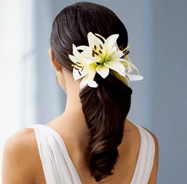 Фото прически шпильки для волос