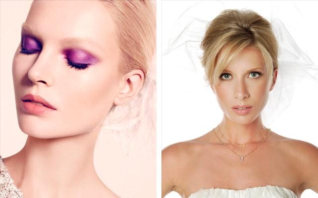 Свадебный макияж. Безупречность образа невесты