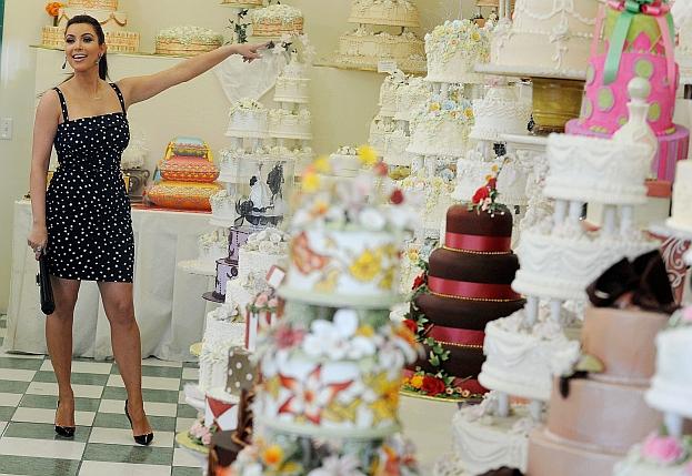 Выбираем... свадебный торт