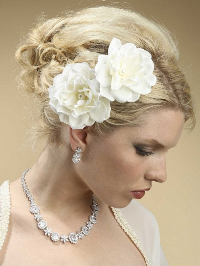 Свадебные прически своими руками. Как создать стильную прическу для невесты самостоятельно?