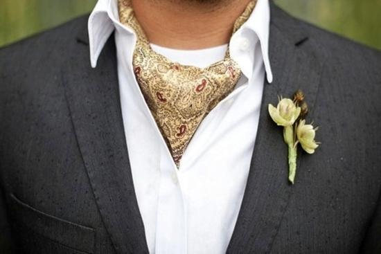 Аксессуары для свадебного костюма жениха.