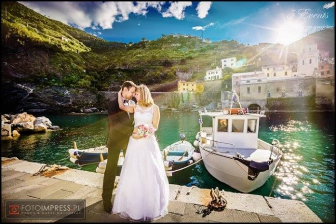 Лето - замечательное время для свадьбы