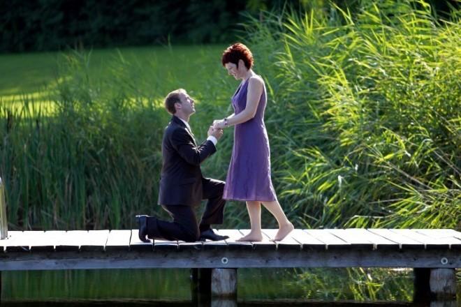 Нежность и романтизм признания
