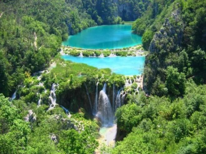 В Хорватии много прекрасных мест