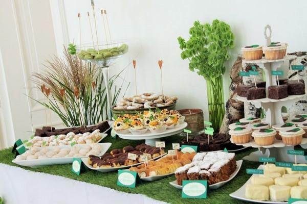 Свадебные лакомства могут быть не только вкусными, но и поледными