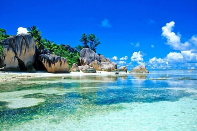 Ла-Диг - остров самых красивых пляжей