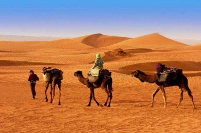 В Египте самая большая в мире пустыня