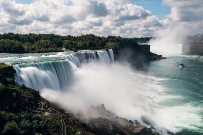 Торонто - Ниагарский водопад