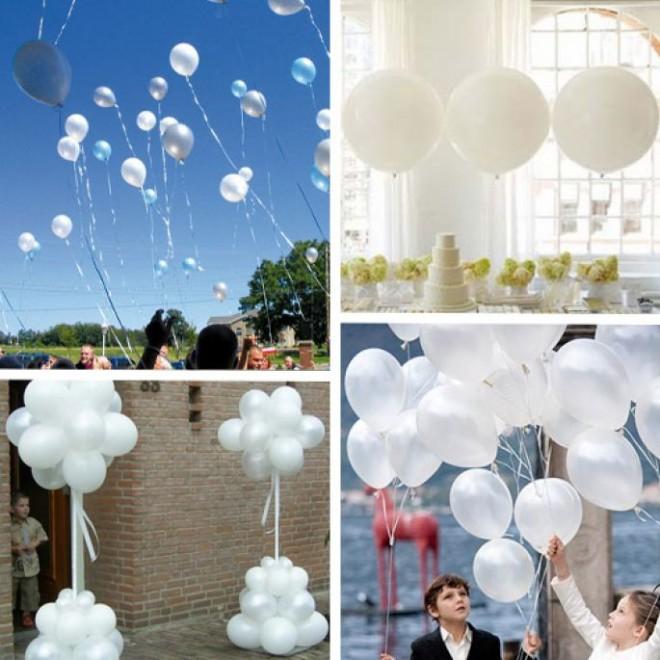 Украшения воздушными шарами