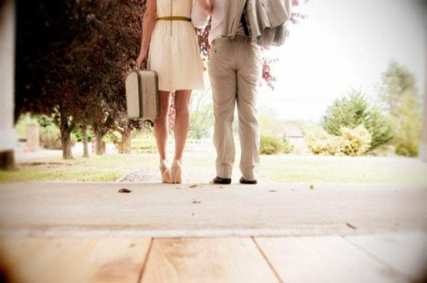 Романтичный медовый месяц