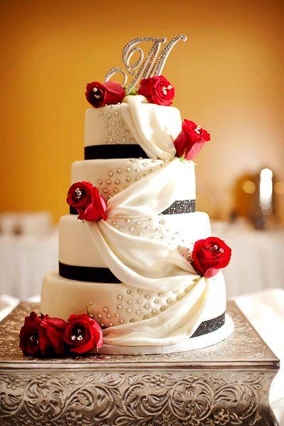 Его величество - свадебный торт