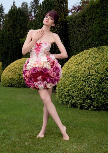 Свадебный наряд зависит от общего стиля торжества