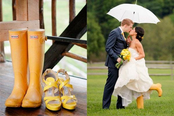 Свадьба для практичных и задорных близнецов