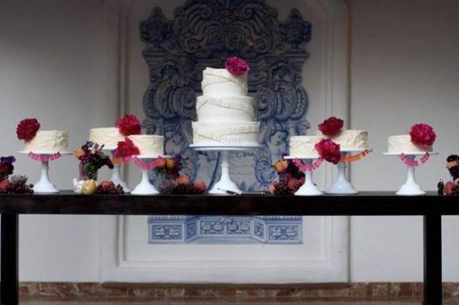 Свадьба в испанском стиле - страсть и романтика