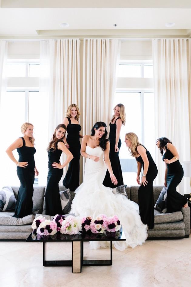 Девушки найдут о чем поговорить тет-а-тет накануне свадьбы