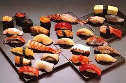 Кухня Японии богата блюдами из морепродуктов