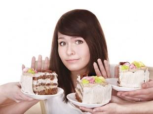 Ограничьте потребление сладостей