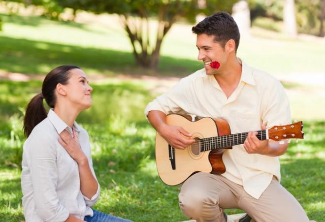Обладая талантом, спойте любимой серенаду