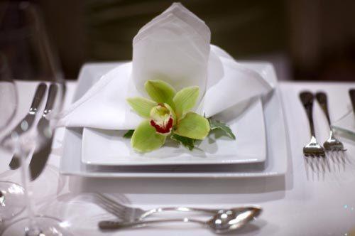Сделайте предложение во время романтического ужина