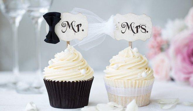 Вкусный сюрприз на свадьбу