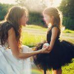 Дети на свадьбе: как развлечь маленьких гостей