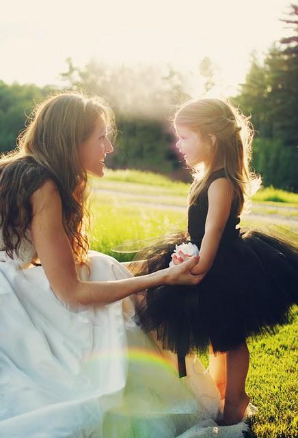 Пригласите малышей разделить с вами радость