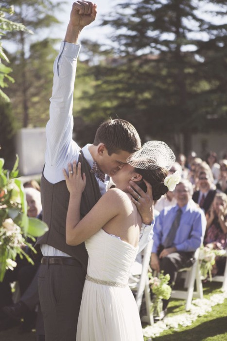 Жених и невеста должны быть в центре внимания