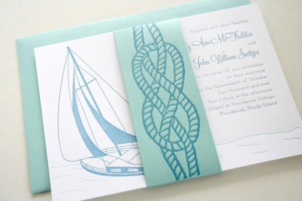 Романтическое приглашение в пастельных тонах