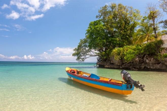 Красивая Ямайка