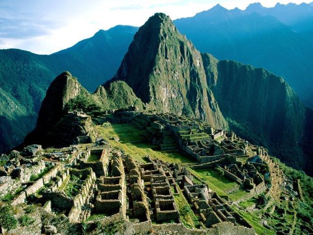 Перу - земля загадок