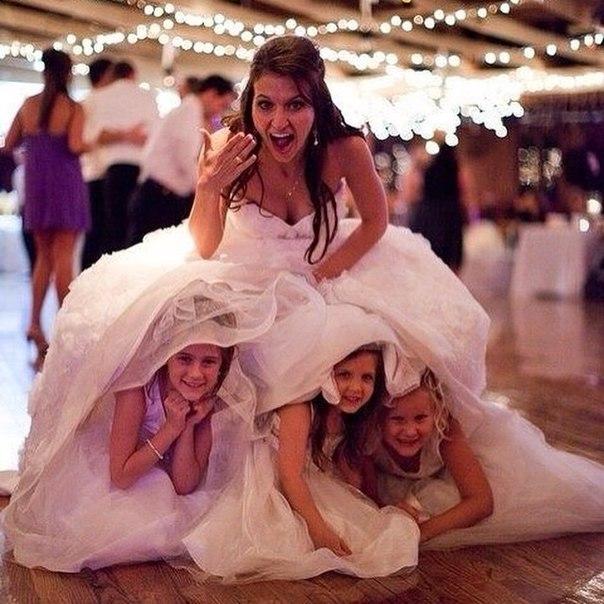 Дети на свадьбе добавят особого шарма вашему празднику
