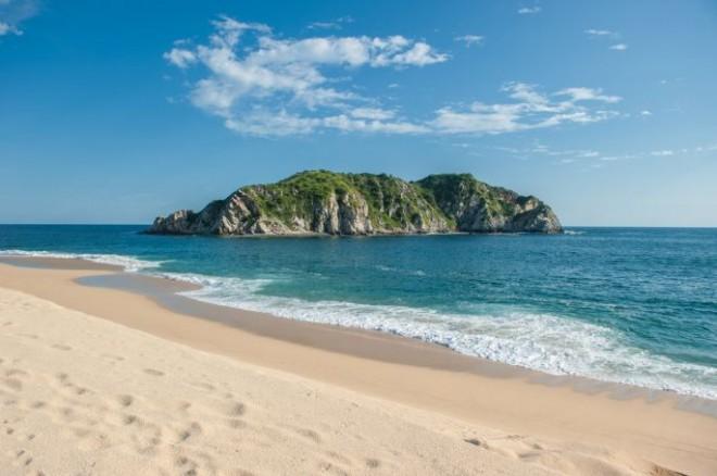 Пляж  Гвадалахара
