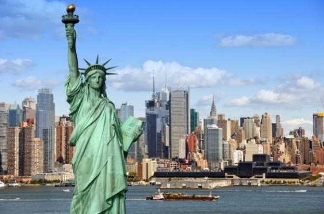 Медовый месяц в Нью-Йорке