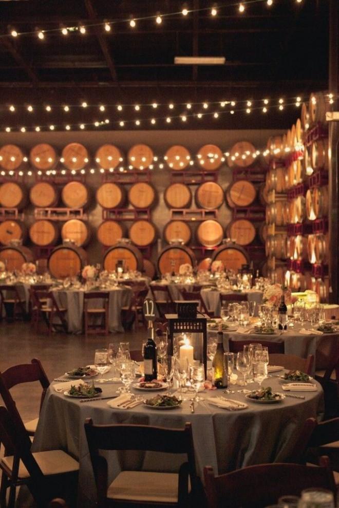 Свадебное торжество  в винокурне