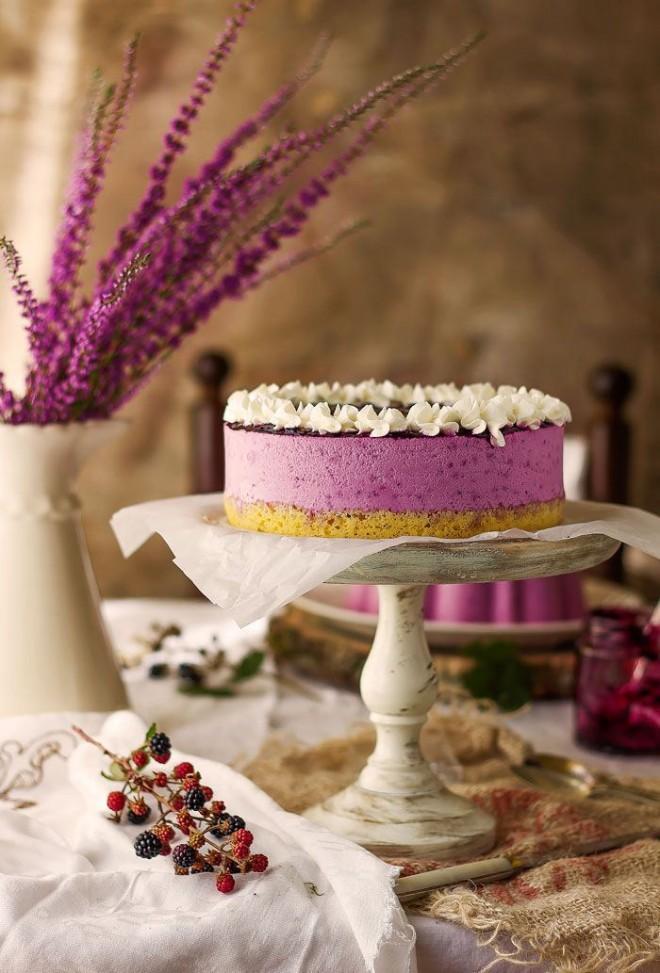 Сладкий стол в розовых тонах