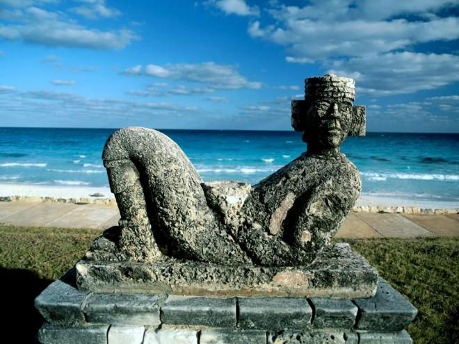 Исла Мухерес - остров Женщин